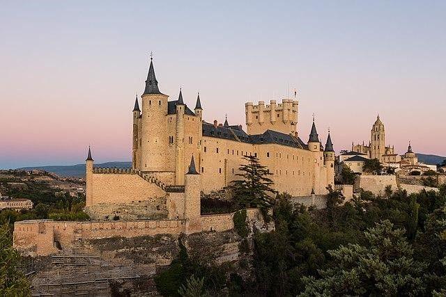 Alcázar de Segovia - Cosas que hacer en Segovia
