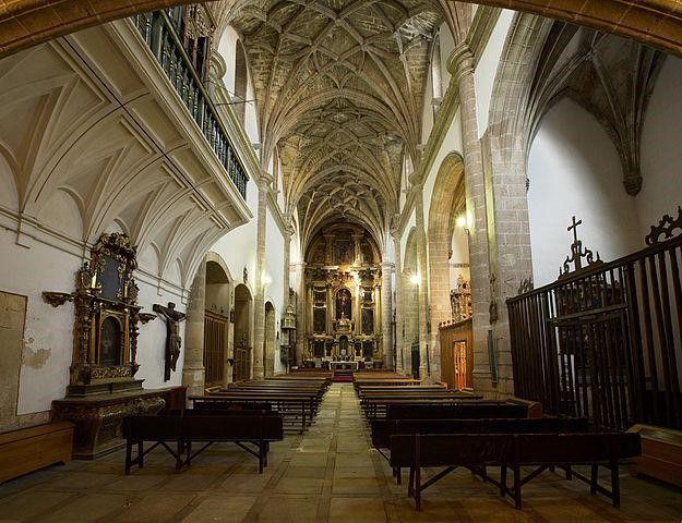 Iglesia de San Miguel - Que hacer en segovia