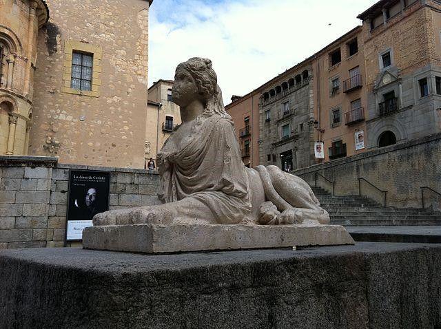 Sirenas de Segovia - Que ver en Segovia