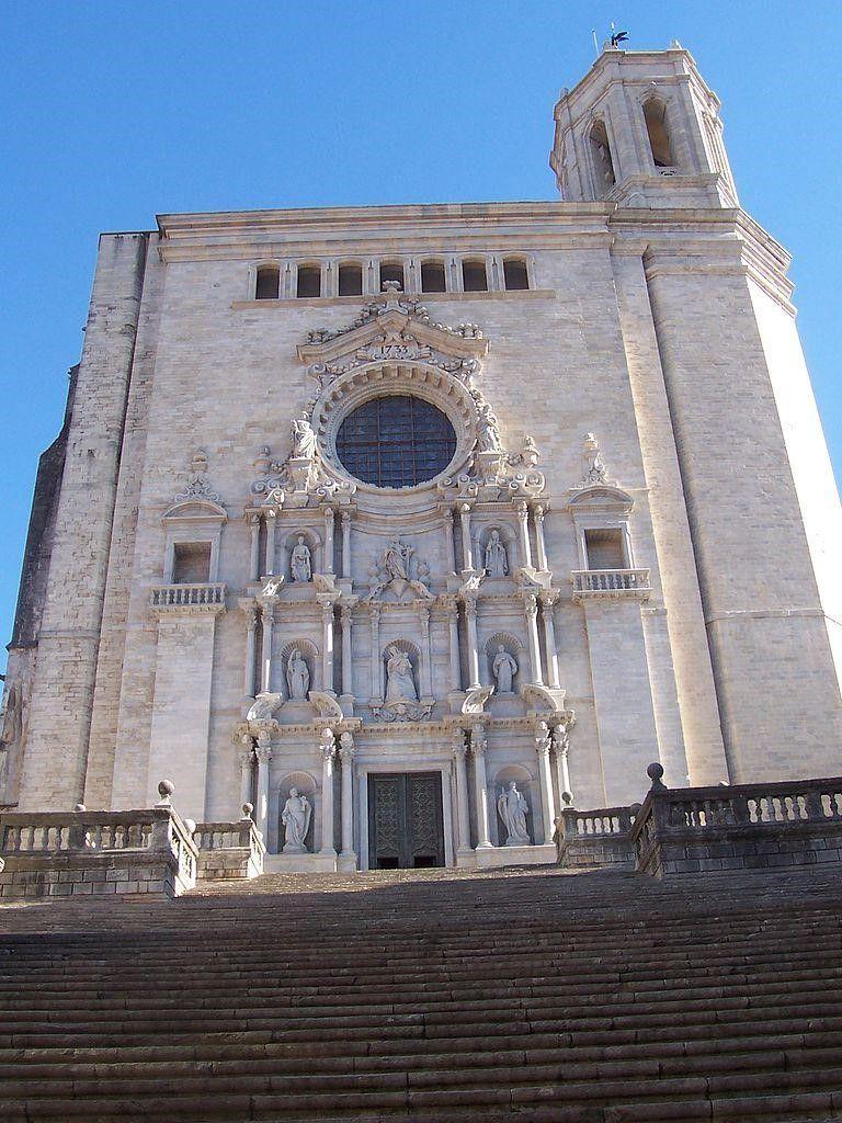 ruta catedral girona