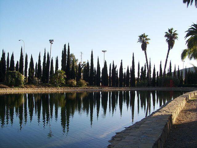 Jardín Botánico La Concepción de Málaga