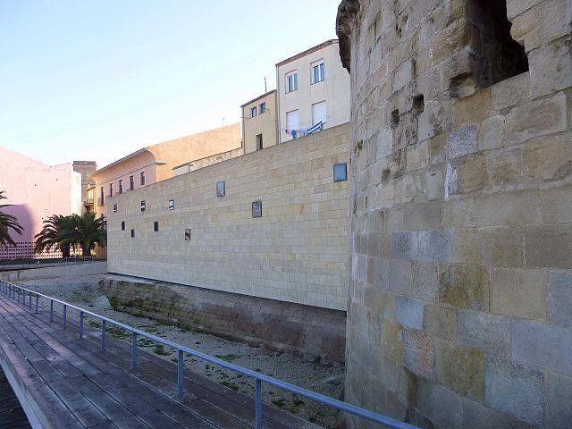 Murallas del Revellín Logroño
