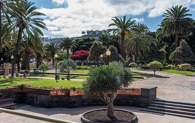 Parque Doramas de Las Palmas de Gran Canaria