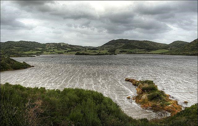 Parque natural de s'Albufera des Grau de Menorca