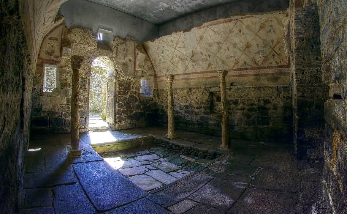 Santa Eulalia de Bóveda de Lugo