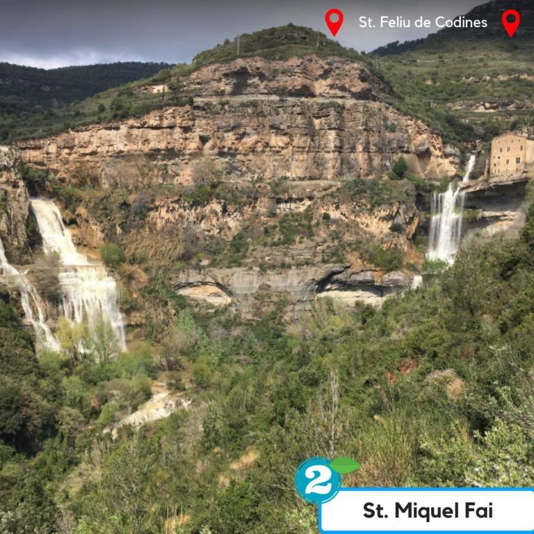 ruta Sant Miquel del Fai