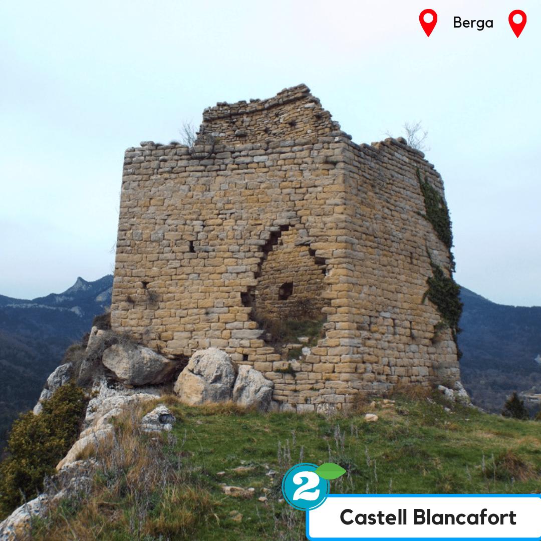 rutas castell blancafort
