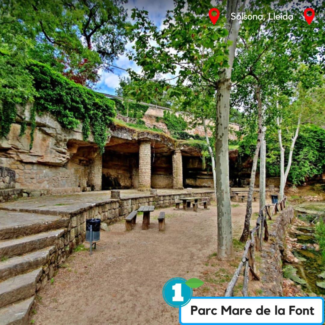 ruta parc mare de la font solsona