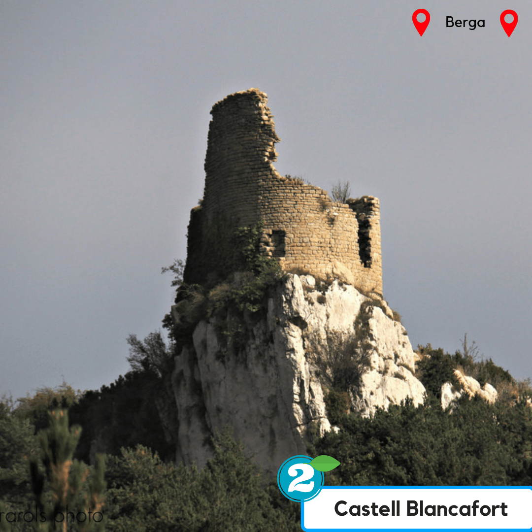 excursiones castell blancafort