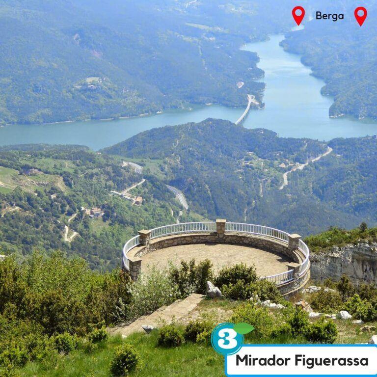 ruta Mirador de la Figuerassa,