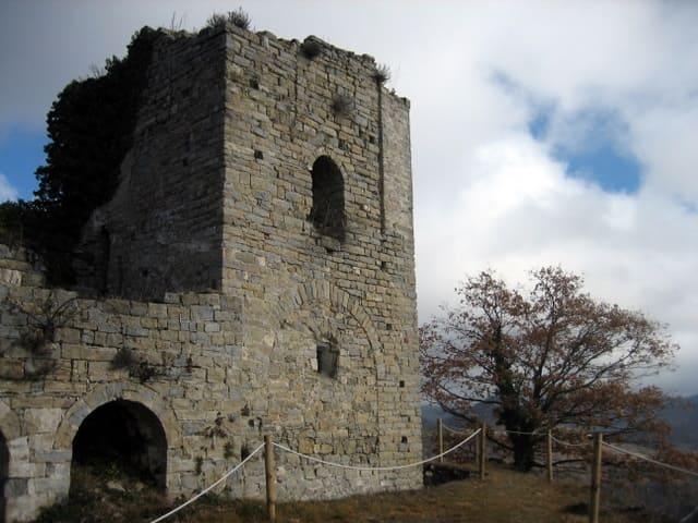 ruta castell de besora