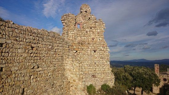 castell de montbui