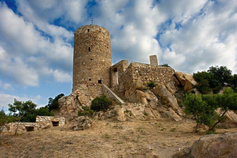 excursion castell del burriac