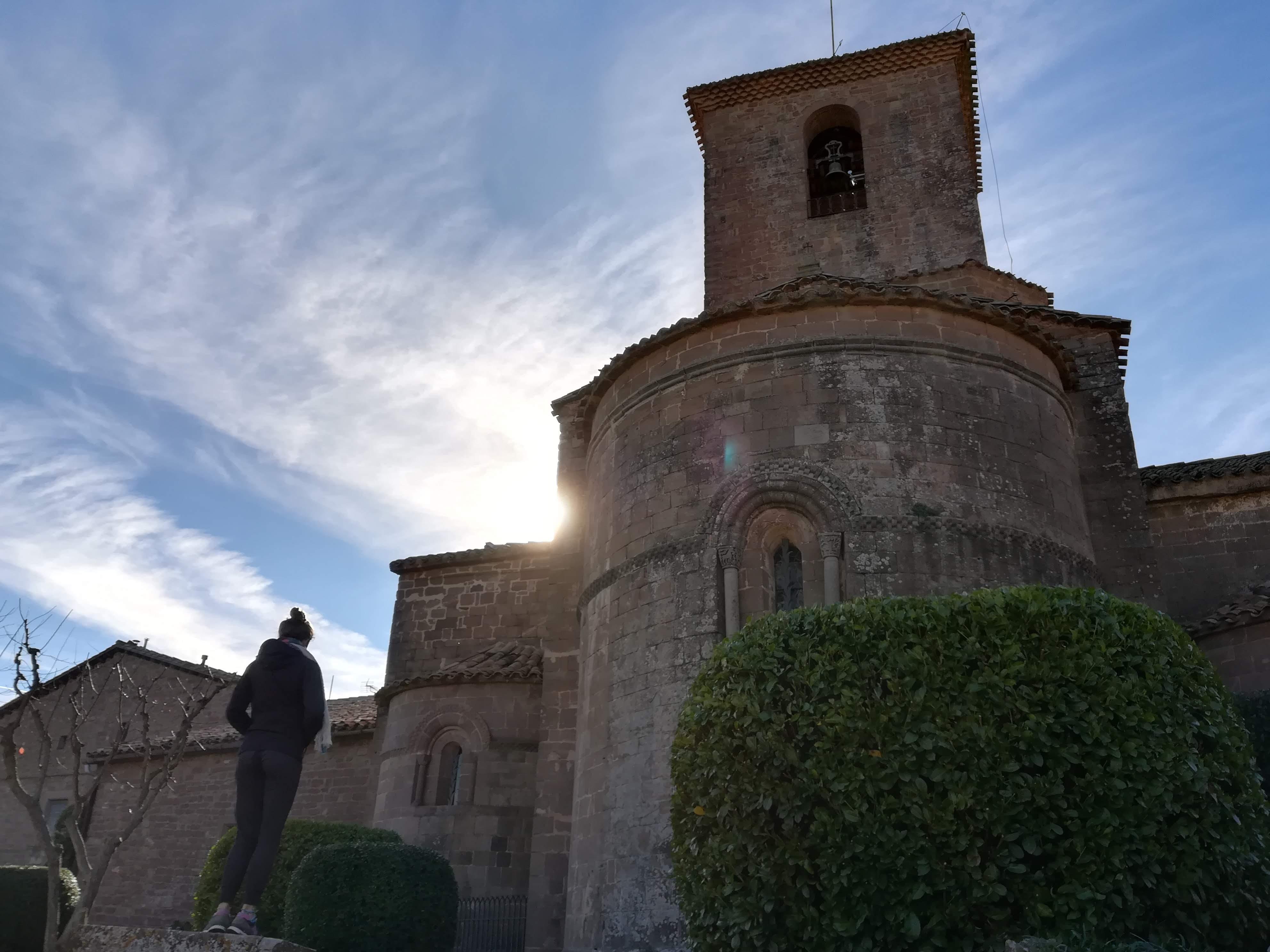 ruta monestir de l'estany