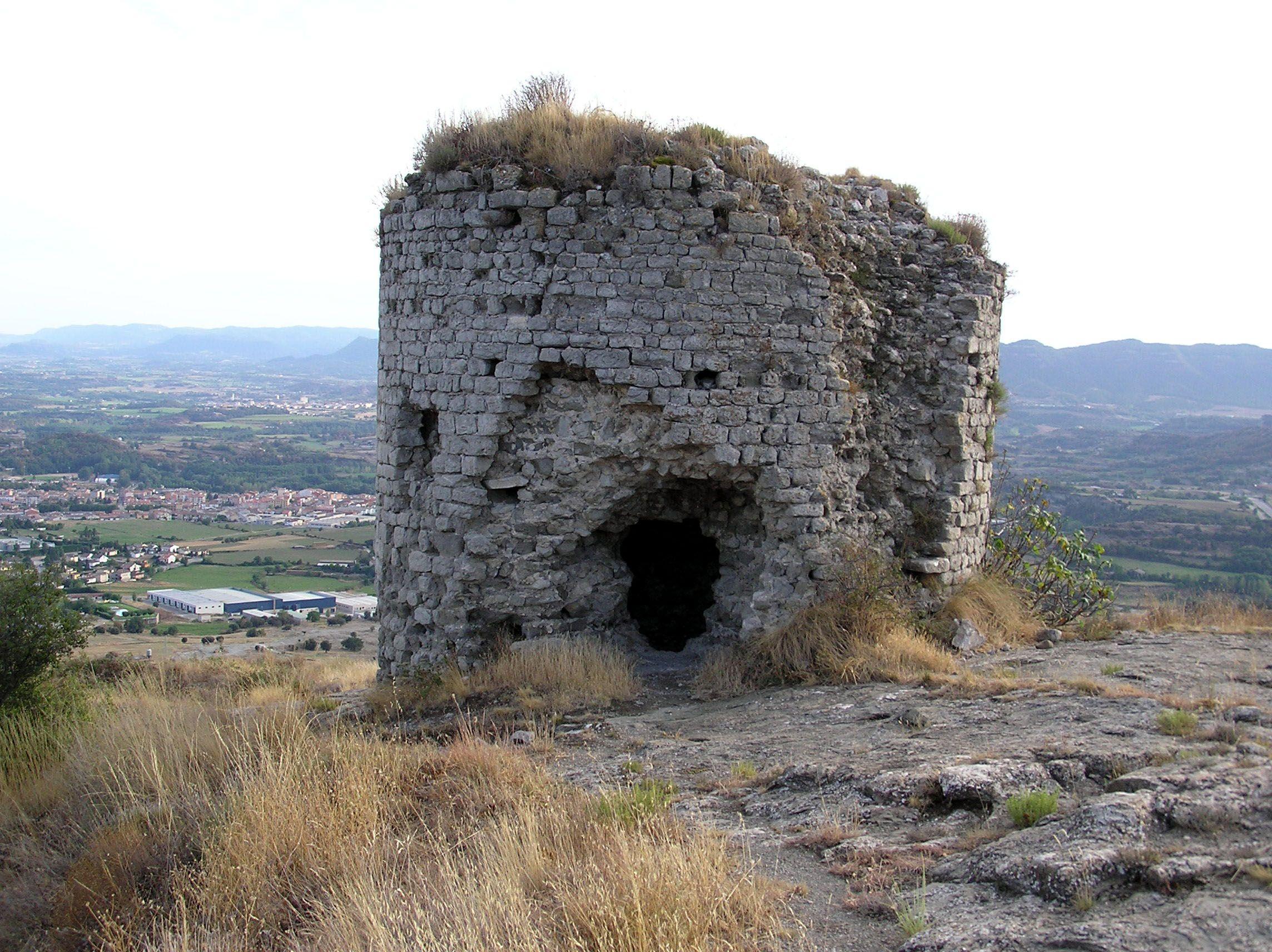 ruta castell dels torello