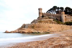 excursion tossa de mar castell
