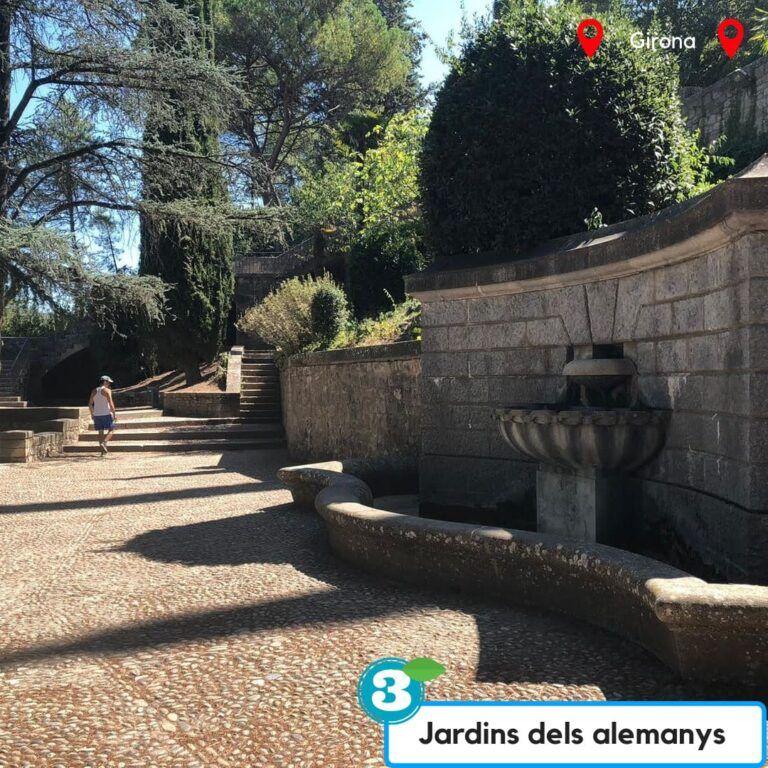 ruta jardins dels alemanys