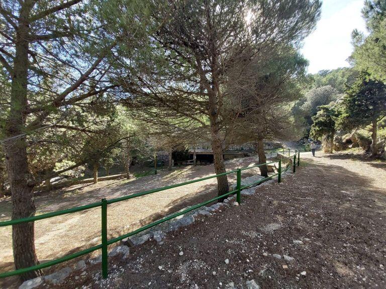 ruta Ermita Santa María Magdalena
