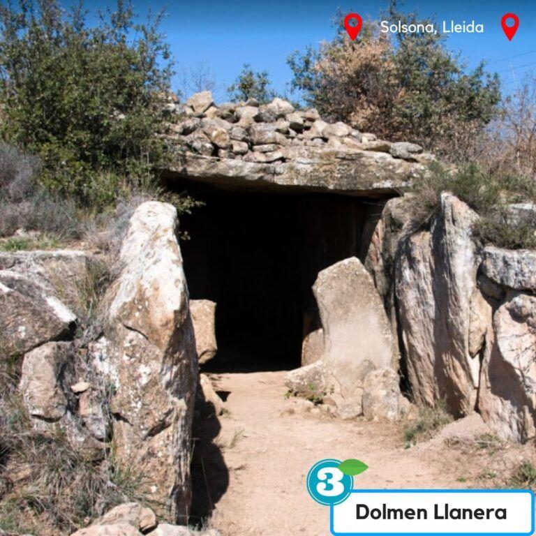 ruta dolmen llanera