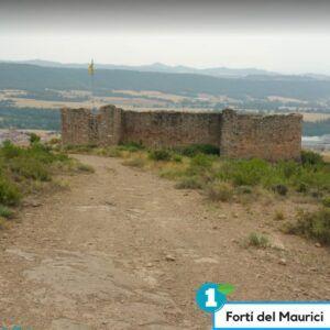 ruta forti del maurici