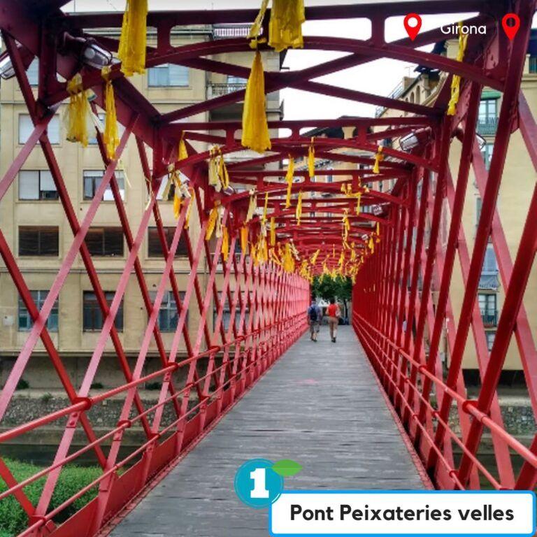 ruta Pont Peixateries Velles