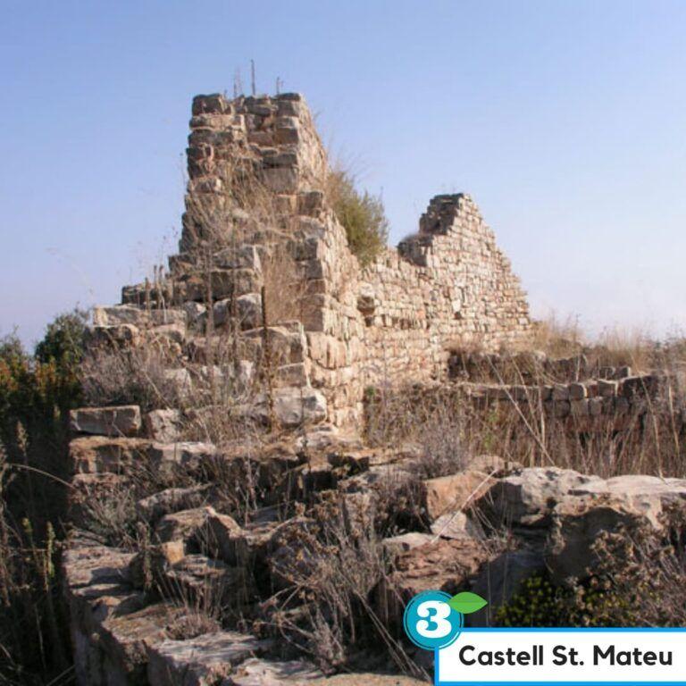 ruta castell st mateu