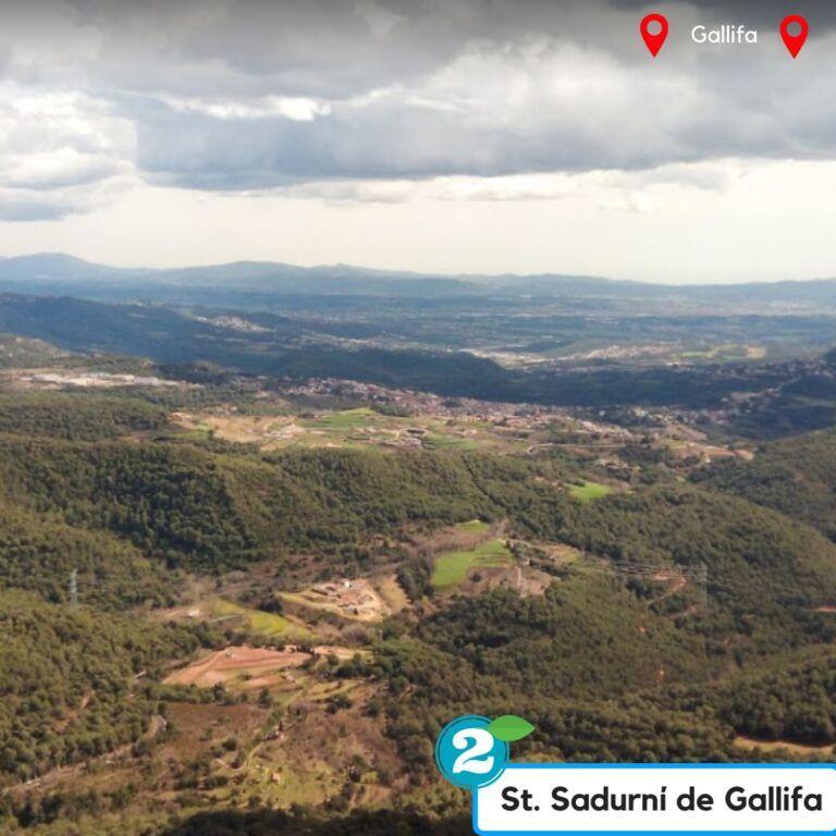 ruta St Sadurní de Gallifa