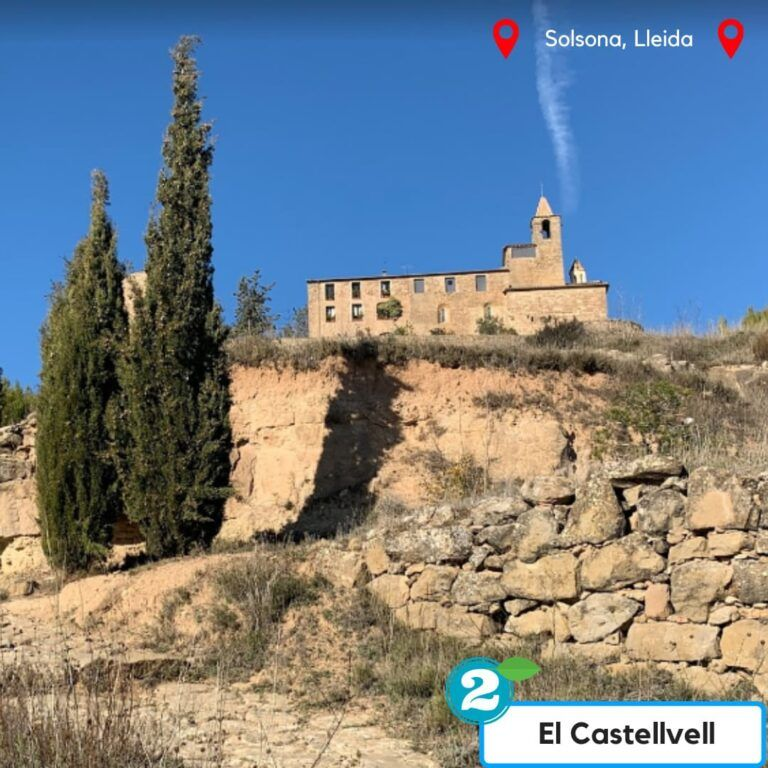 ruta castellvell