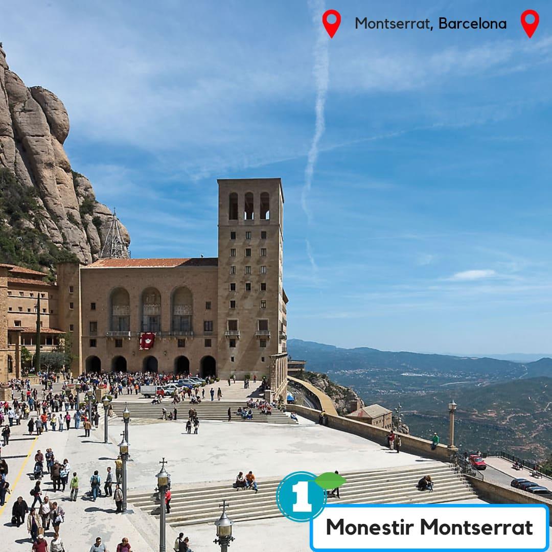 excursion monestir de montserrat