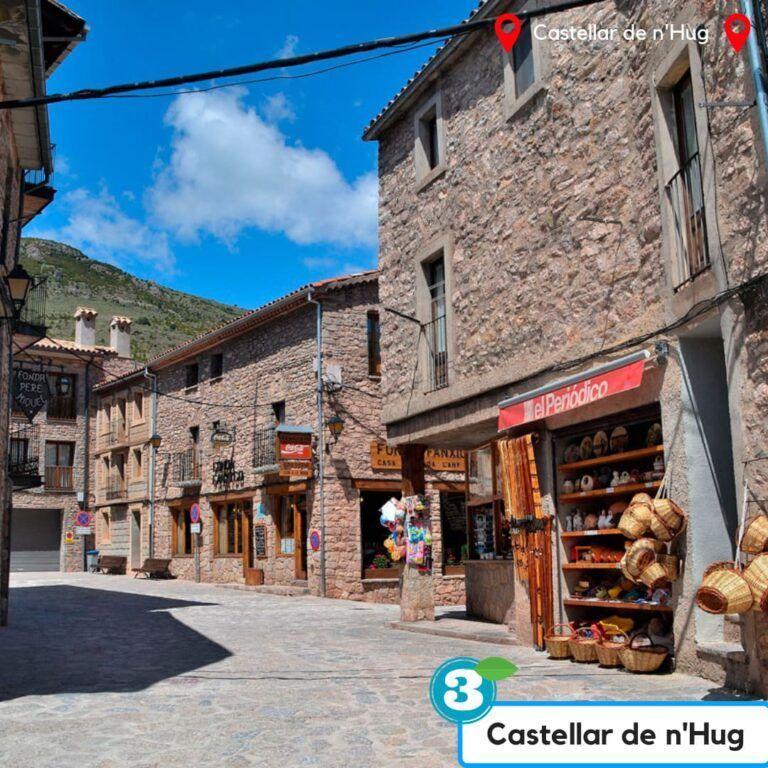 excursion Castellar de nhug