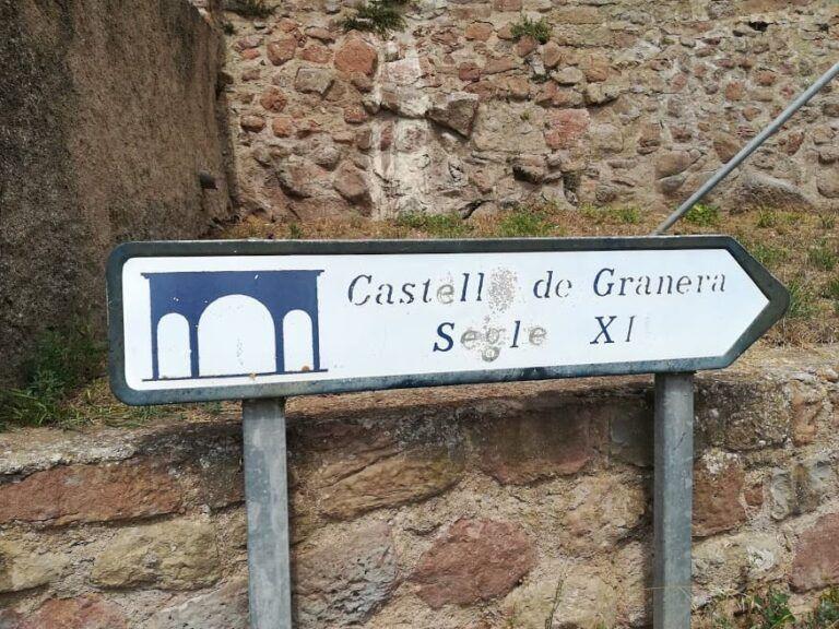 ruta castell de granera