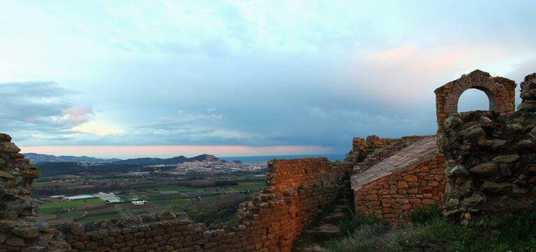 excursion castell de palafolls