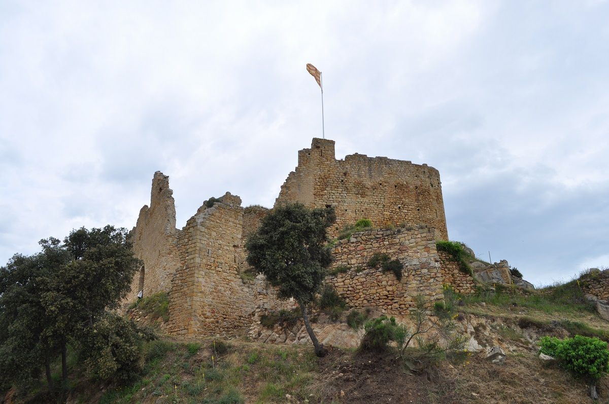 ruta Castell palafolls