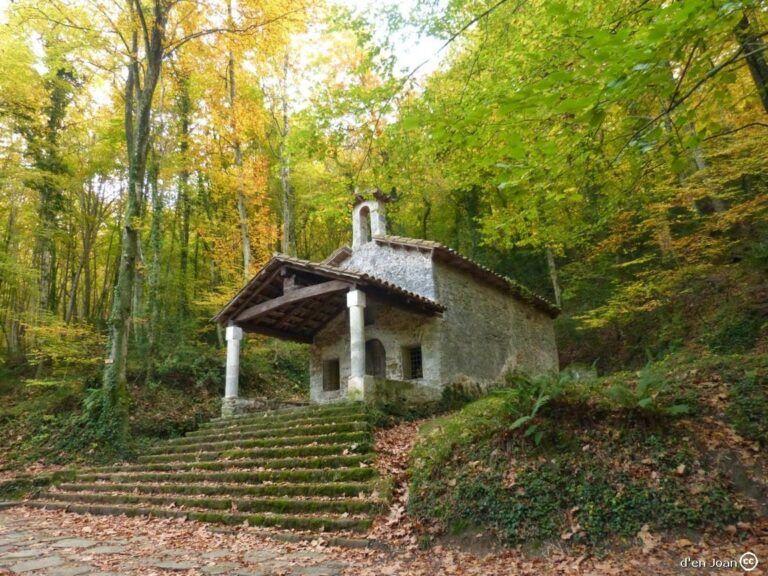 ruta ermita de sant marti del corb
