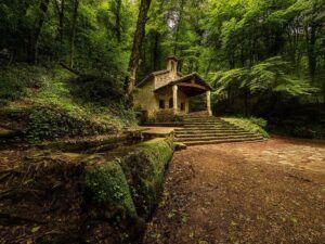 ruta ermita sant marti corb