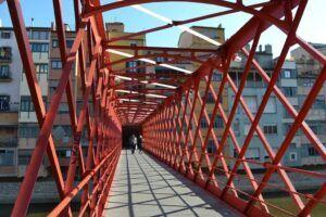 ruta puente hierro pont peixateries