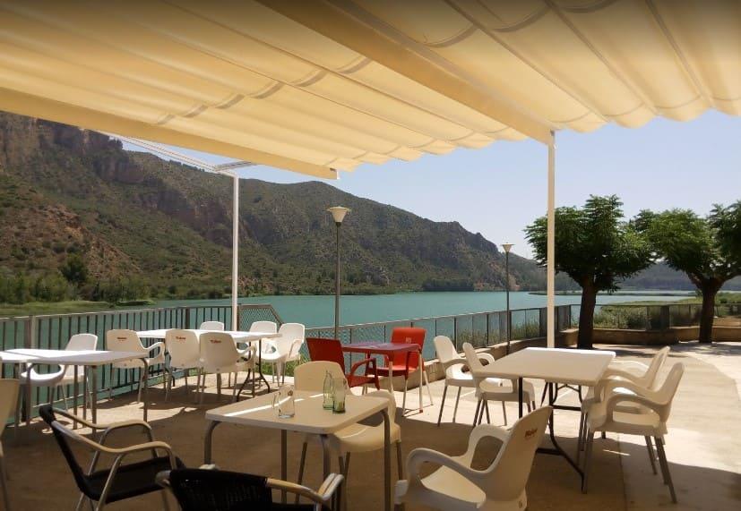 restaurant el mirador del llac