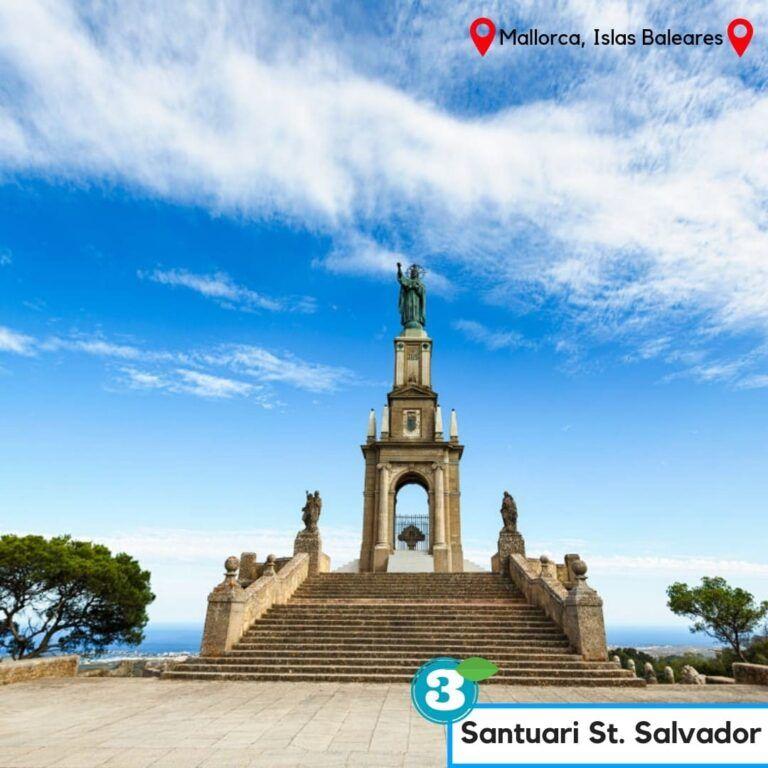 ruta santuario sant salvador