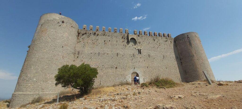 ruta castell de montgrí