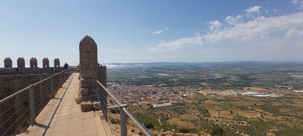 vista castell montgri