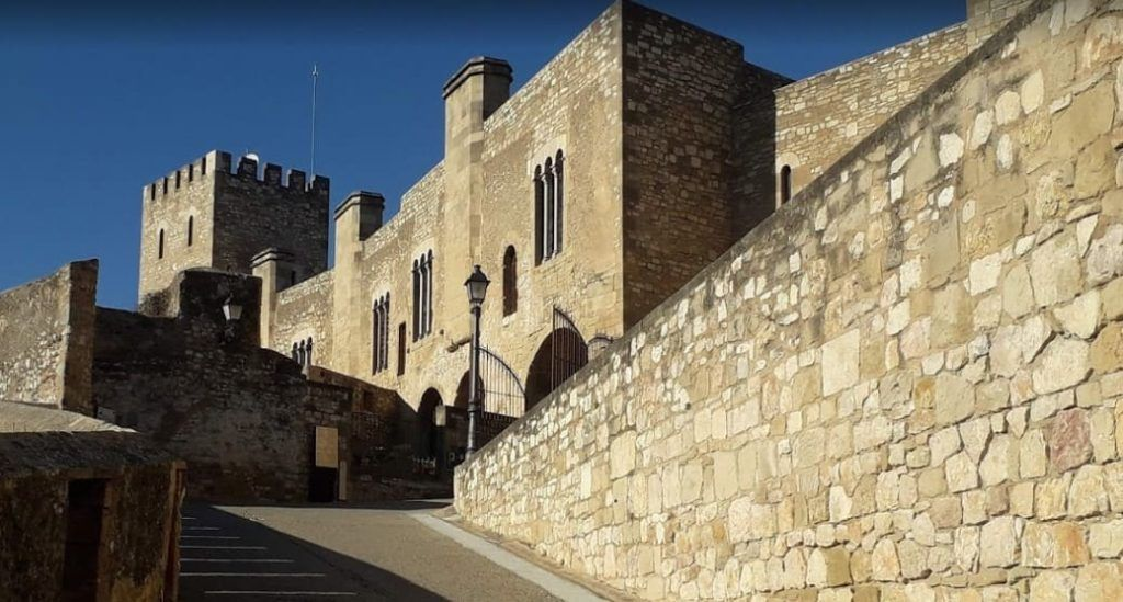 castell de la suda - el parador