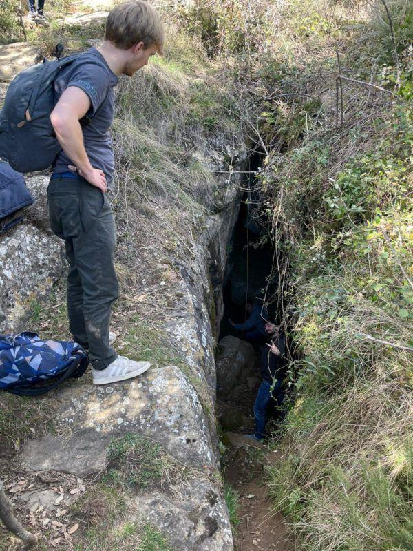 la cova d'en lladre