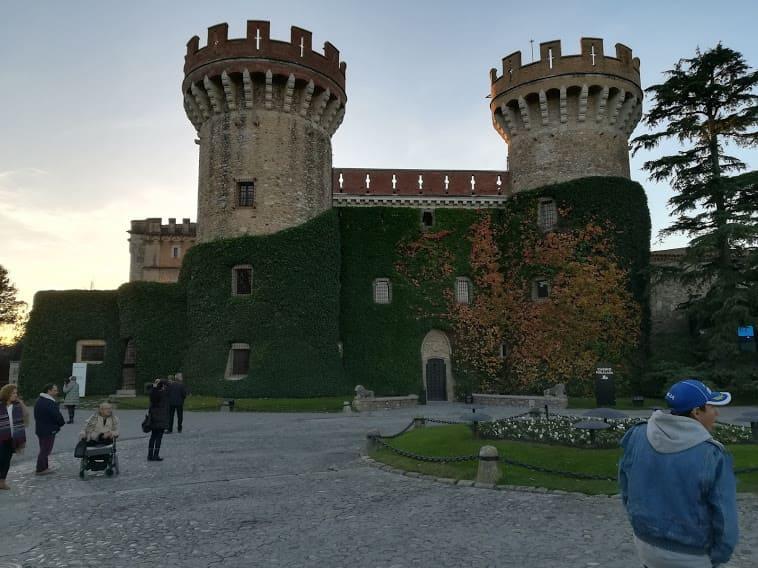 castell de perelada a Girona